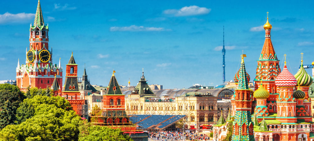 faith holidays Russia & Scandinavia  tour packages