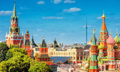 Russia Scandinavia Tours and Travel Packages