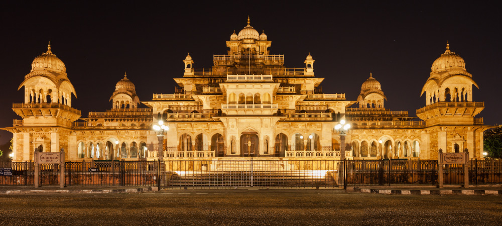 Albert Hall Central Museum Jaipur Tours
