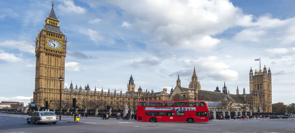 Big Ben And Bus Europe Tours