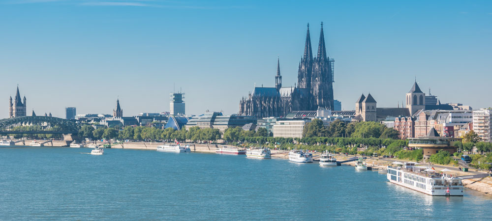 Cologne Old Town View Europe tours