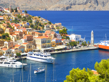 Grand Tour Of Turkey Greece Island Odyssey Tours Packages