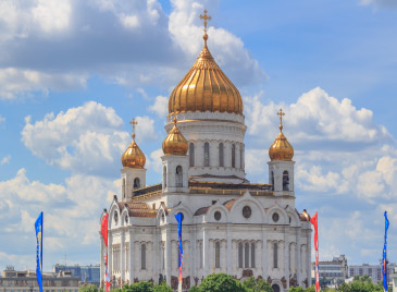 Russia and Scandinavia Tours Packages