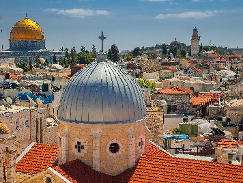 Pastor's Familiarization Tour To Israel