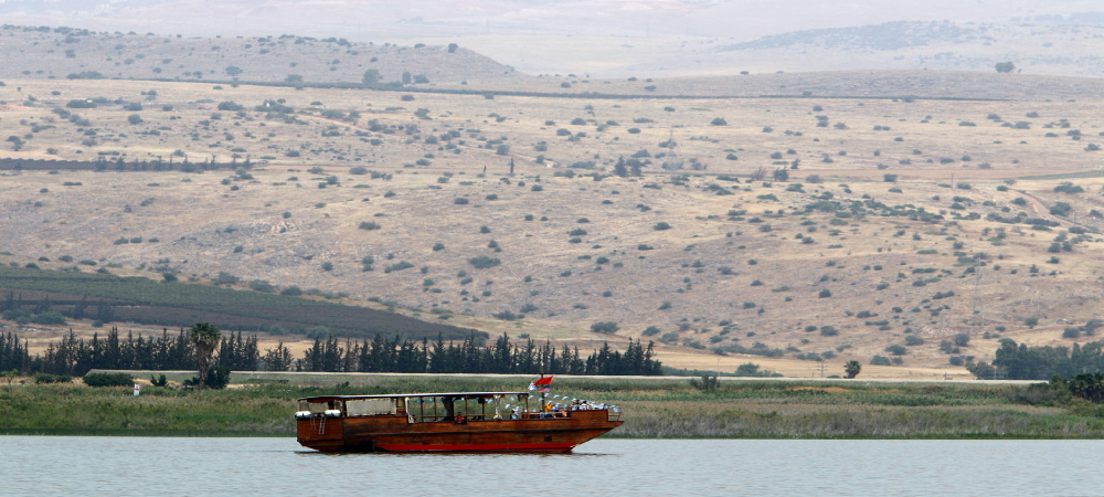Religious Tours Sea of Galilee