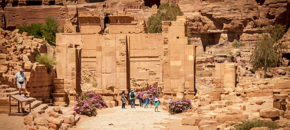 Religious Tours Ancient Nabataean City of Petra